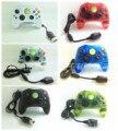 2021 klassische Verdrahtete Joypad Controller Für Microsoft Original Xbox Controller Für XBOX Gamepad Retro Joystick Controle Schwarz