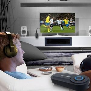 Image 5 - Kebidu Bluetooth Transmitter 3.5MM Jack Audio Adapter Wireless Bluetooth Stereo Audio Transmitter Adapter for PC TV Headphones