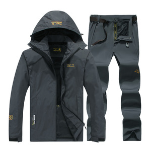 Image 5 - Traje de nieve para snowboard, ropa deportiva para exteriores de invierno, chaquetas de esquí impermeables a prueba de viento + Pantalones con cinturón de nieve, chaleco de snowboard