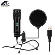 USB Professional Microphone BM858 Condenser Microphone professional Recording Microphone