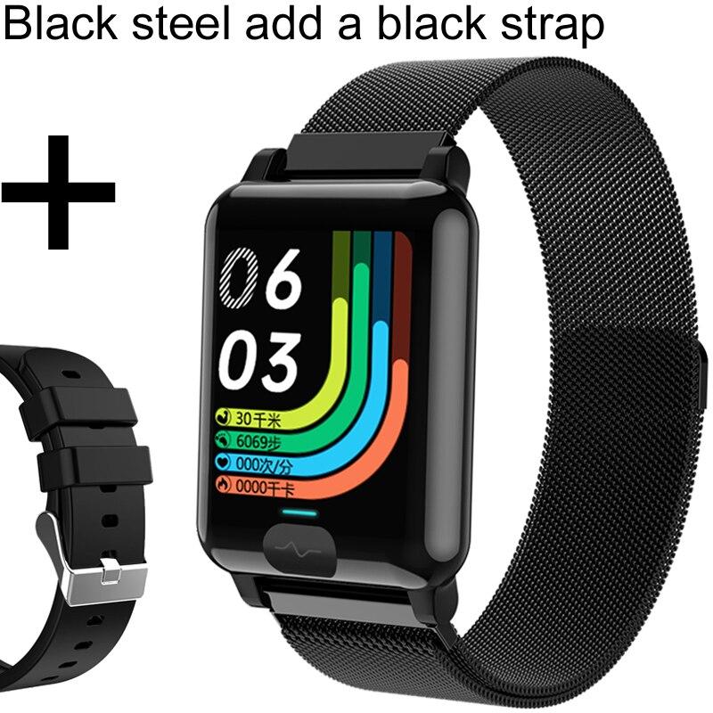 BK steel add black