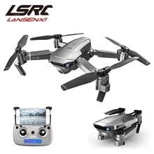 Nowy SG907 GPS drone 4K HD podwójny aparat szerokokątny anti shake WIFI FPV RC składany czteroosiowy UAV profesjonalny GPS śledź mnie