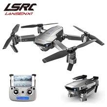 Nuovo SG907 GPS drone 4K HD doppia fotocamera grandangolare anti vibrazione WIFI FPV RC pieghevole a quattro assi UAV GPS professionale seguimi