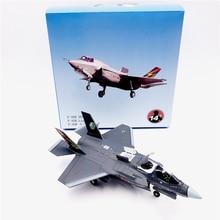 1:72 1/72 skala US Army F 35 F 35B F35 Lightning II wspólne strajk Jet Fighter odlewany Metal samolot Model samolotu zabawka dla dzieci
