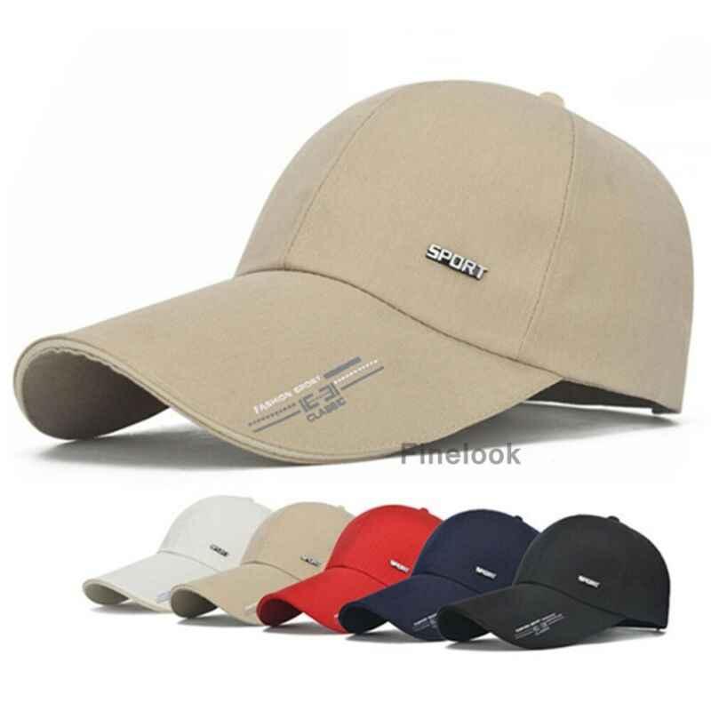 2020 moda erkek tek renk beyzbol şapkası ayarlanabilir Snapback düz kamyon şoförü Funky spor Hip-hop şapka beyaz siyah kırmızı mavi