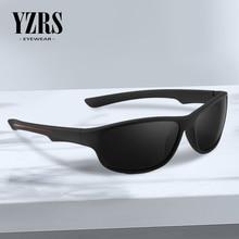 YZRS Brand Fashion Polarized Sunglasses Men Luxury Designer Vintage Driving Sun Glasses Male Goggles UV400 Outdoor Eyewear