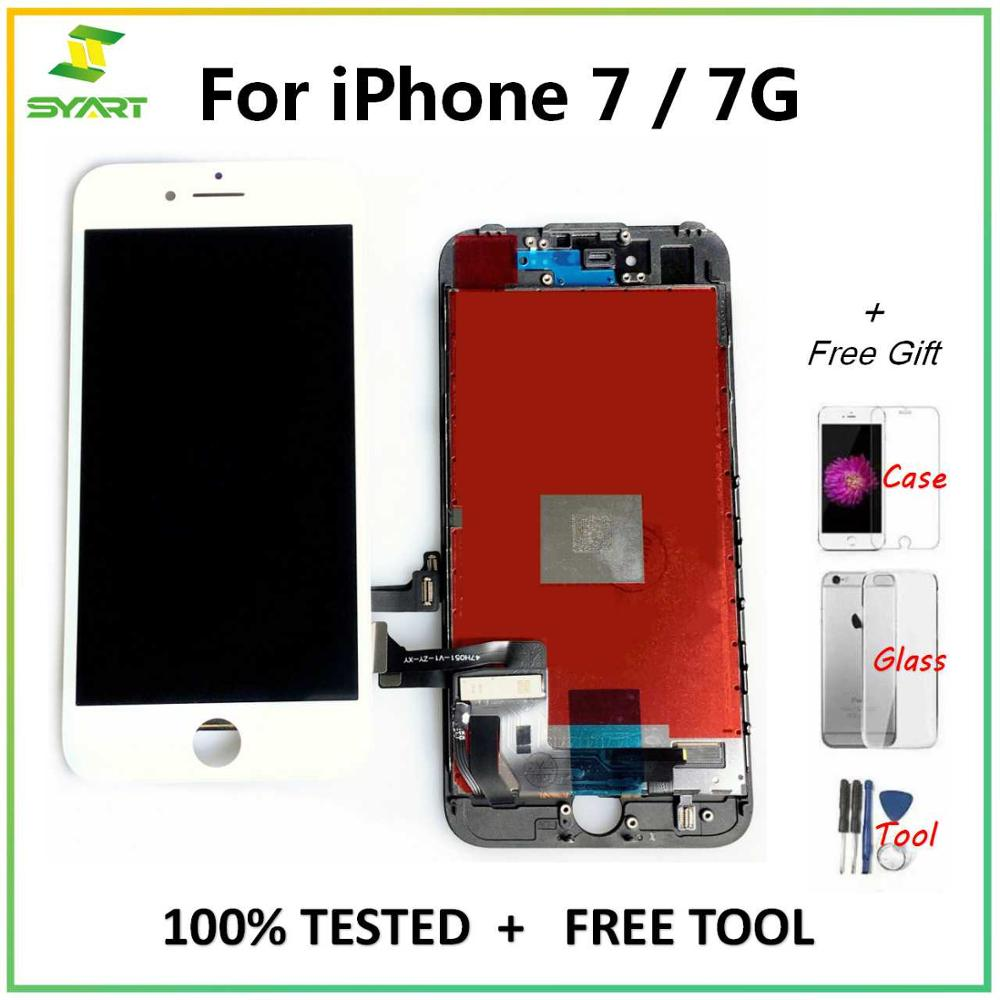 Replacement-Accessories Assembly Lcds-Screen Digitizer Lcd-Display iPhone7 for 7G