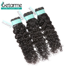 Image 5 - Getarme Wasser Welle Bundles Remy Haar 3 Bundles 100g/Stück Brasilianische Haar Weave Bundles Menschliches Haar Extensions Schnelle lieferung