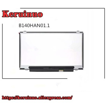 72% COLOR FHD IPS Laptop screen B140HAN01.1 fit LP140WF3-SPD1 NV140FHM-N31 LP140WF6-SPC1/D3/B1/B6/C2/B3 LTN140HL02/05
