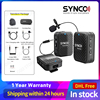 SYNCO G1 G1A1 G1A2  Wireless Lavalier Microphone System  for Smartphone  Laptop  DSLR  Tablet  Camcorder Recorder pk  comica 1