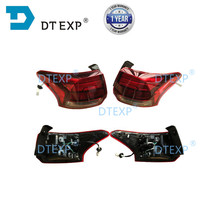2015-2020 Rear light for outlander LED tail lamp ASSY for airtrek back lamp parking light turning signal lamp with bulbs