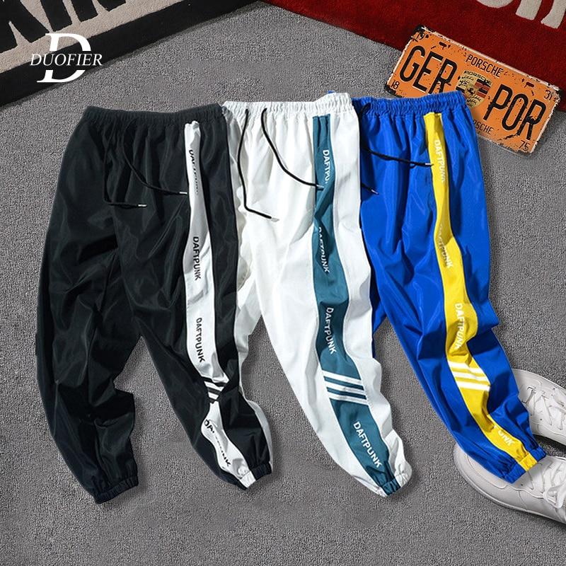 Мужские повседневные брюки для пробежек, фитнеса, мужской спортивный костюм, штаны, обтягивающие спортивные штаны, брюки, спортивные штаны ...