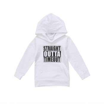Pudcoco US Stock Newborn KIds Baby Boy Girl Clothes Hoodie Tops Hooded Sweatshirt Casual Outdoor Sport 1