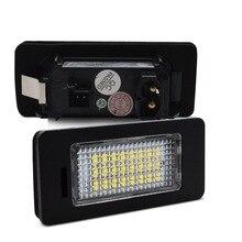 цена на Safego 24 SMD LED License Plate Light For BMW E39 E82 E92 F30 F31 F32 E39 E60 E61 2835 Car Auto Luggage Courtesy Glove Box Lamp