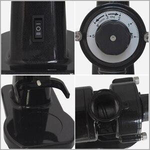 Image 5 - Xeoleo moedor de café elétrico fantasma dentes filtro máquina café rebarba moedor doméstico café miller 5 passos 150w branco/preto