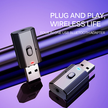 Transmitter-Receiver Usb-Donggle-Adapter Bluetooth Music Mini Wireless for AUX Audio-Signal-Amplifier