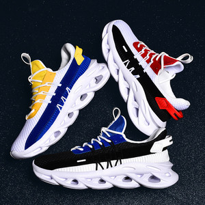 Image 5 - 2020 new mesh mens sneakers casual sneakers mens shoes lightweight comfortable breathable walking sneakers Zapatillas Hombre