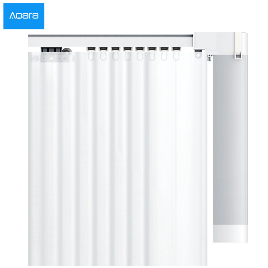 Aqara curtain motor rails Zigbee wifi version work with mi home app for xiaomi smart home silent curtain track