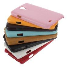 цена на Phone Case for Samsung Galaxy S4 S IV SIV I9500 Litchi Pattern Hard Case Cover Skin