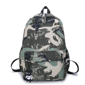 Camouflage Backpack Brand High Quality Waterproof Nylon Leisure Or Travel Bag Large capacity School for Boy Shoulder