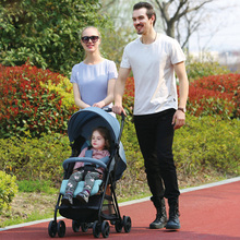 4.5 KG Portable Baby Stroller Lightweight Mini Baby Carriage Plane Traveling Pram Trolley Car Folding Infant Pushchair 0-3 Year цена и фото