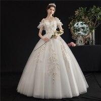 Wedding Dress Lace Flower Sweet Heart Fashion Fantasy Sexy Bridal Skirt