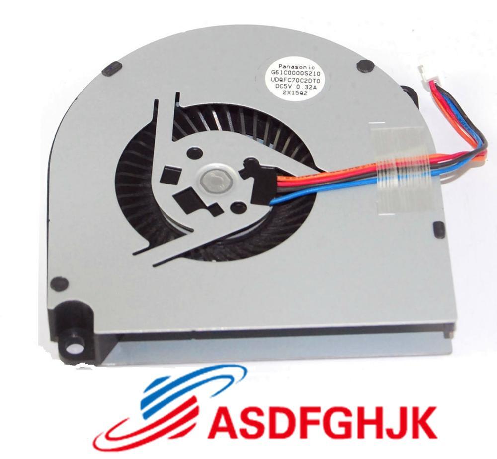 FOR Toshiba Tecra R850 Fan P000541160 G61C0000S210 UDQFC70C2DT0 100% TESED OK