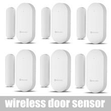 Digoo hosa 433 mhz sem fio sensor de alarme janela da porta sistema segurança em casa inteligente kit suporte hama hama sistema segurança em casa inteligente