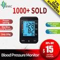 BMC Сфигмоманометр для домашнего использования, здравоохранения, цифровой ЖК-монитор артериального давления на руку, автоматический измери...