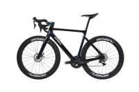 AERO-ruedas de carbono para Bicicleta de carretera, freno de disco de 58cm, 700C, 700X 28C, 29 hecho en China