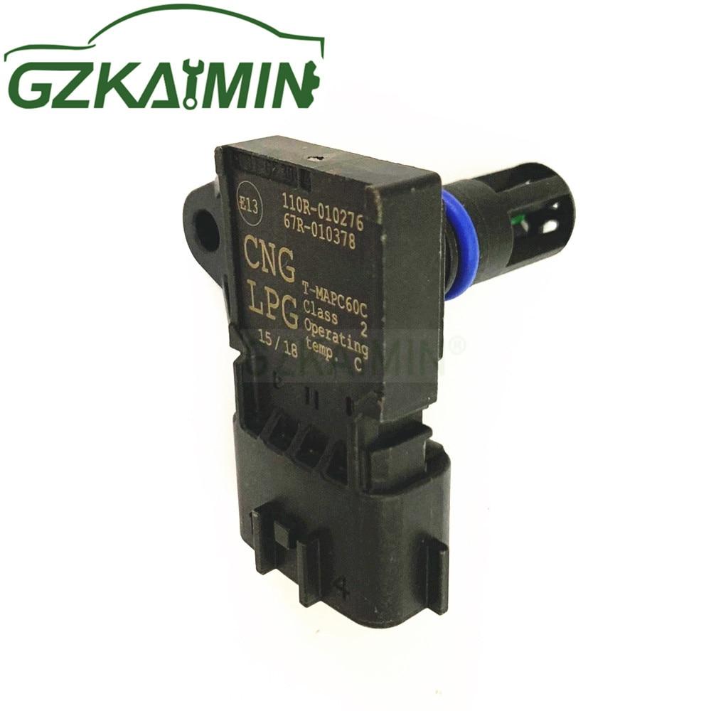 Высококачественный подлинный датчик карты впускной воздушный насос турбо Bost давление CNG LPG 110r-010276 110r010276 67R-010378 67R010378