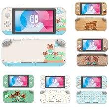 Виниловые защитные наклейки с изображением животных для Nintendo Switch Lite NS Console Nintendo Switch Lite Mini Skins