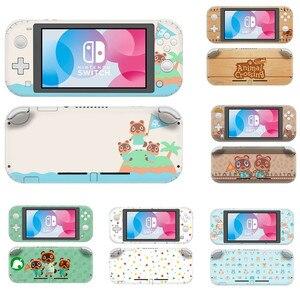 Image 1 - Vinyl Leuke Screen Skin Animal Crossing Protector Stickers Voor Nintendo Schakelaar Lite Ns Console Nintend Schakelaar Lite Mini Skins