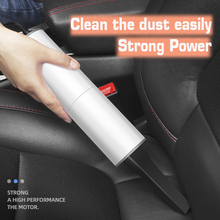 Car Power Suction Vacuum Cleaner 120W Portable Dry Dust Handheld Cleaner with Hepa Filter & Accessories