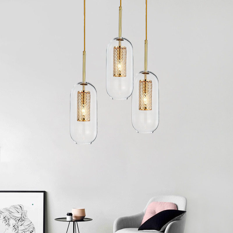 Hanging Lamp Deco Maison Rope LED  Pendant Lights   Living Room  Deco Maison Luminaria Pendente Industrial Lamp