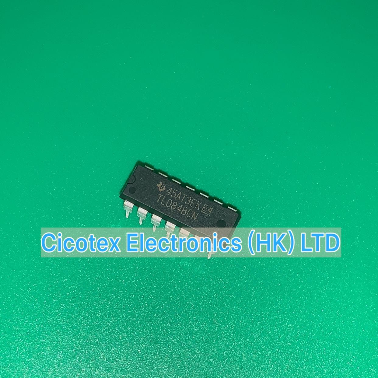 5pcs/lot TL084BCN DIP14 TL 084BCN IC OPAMP JFET 3MHZ 14DIP TL084BCNG4 TL084 BCN TL0848CN