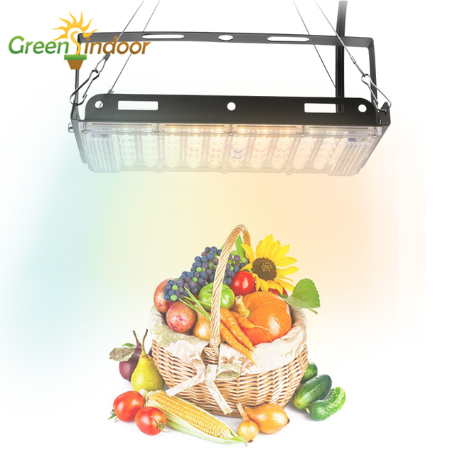 LED Grow Light Full Spectrum 800W Phyto Lamp For Plants Fitolamp Indoor Plant Light Greenhouse Plant Growth Waterproof Fitolampy