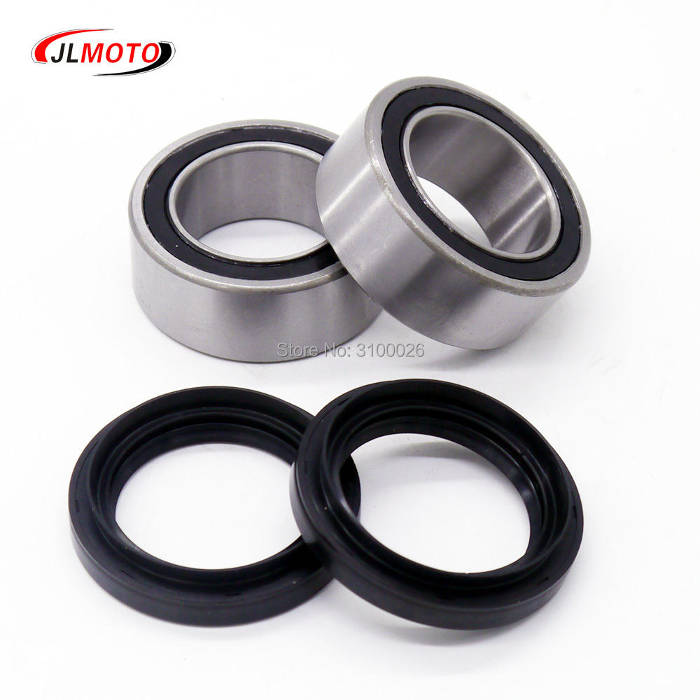 Rear Axle Carrier Bearing & Seal Fit For <font><b>YAMAHA</b></font> RAPTOR ATV YFM 700 <font><b>YFZ450</b></font> YFZ450R 93306-90804-00 93306-90805-00 93106-46003 -00 image