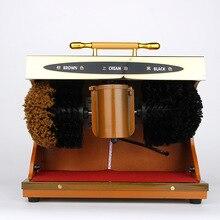 Инфракрасное автоматическое оборудование для полировки обуви, отельная домашняя обувь, полировальная машина, кожаная машинка для чистки обуви, коммерческая