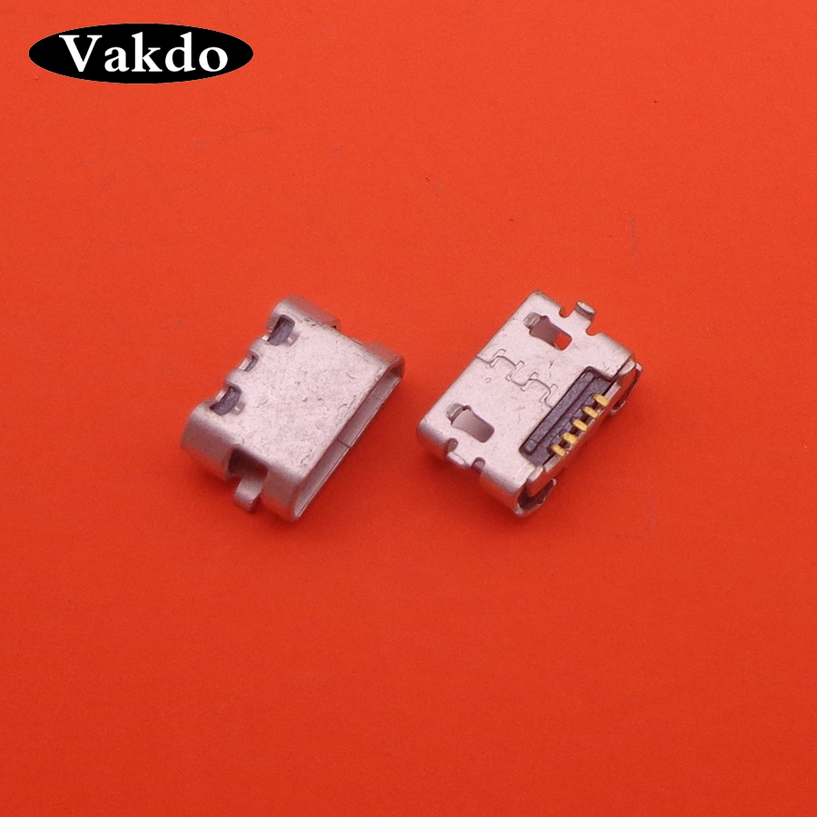 2-10pcs For Huawei MediaPad T3 AGS-L09 AGS-W09 Tablet Pc Micro USB Jack Charging Port,data Port Tail Plug Connector