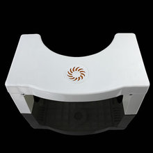 Toilet-Stool Folding Bathroom Plastic No with Aromatherapy-Box Non-Slip Thickened Creative