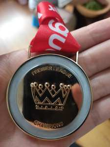 Fans Medal Replica Collections Football Championship Liverpool League European Clubs'-Cup