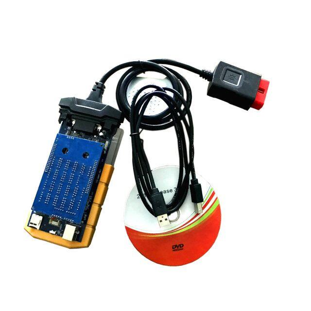 Gold VD TCS PRO Plus Bluetooth 2016.0 software as Multidiag pro MVD OBD2 cars trucks OBDII auto scan diagnostic tool