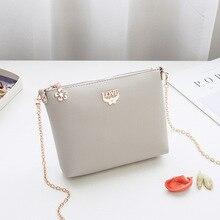 sling bag Autumn new handbag women tassel student cell phone coin purse soft leather Женские кошельки