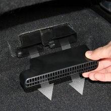 Cubierta de rejilla de ventilación para coche Toyota RAV4 2020, rejilla de ventilación, adhesivo decorativo