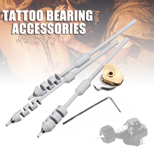 1pc Replacement Rotary Tattoo Machine Copper Part Cam Wheel Bearing Aluminum Alloy Accessory Stroke Suitable For Tattoo Machine one rotary tattoo machine cam wheel bearing tattoo machine part accessories eccentric wheel for tattoo machine