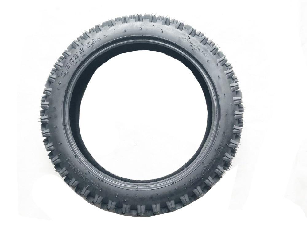 New Tire For Zhong Ya Dirt Bike Motorcycle Tire 90/100-14 90-100-14