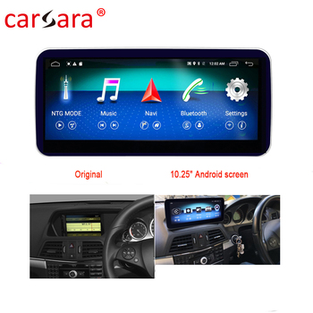 RHD Mercedes E Class Coupe Accessories A207 C207 W207 In Car Multimedia Player Tablet Monitor image