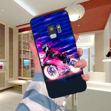 Motorcycle boy cool For Samsung Galaxy S6 S7 Edge S8 S9 S10 Plus Lite Note 8 9 10 A30 A40 A50 A60 A70 M10 M20 phone Case etui lavaza fashion girl silicone case for samsung s6 edge s7 s8 plus s9 s10 s10e note 8 9 10 m10 m20 m30 m40