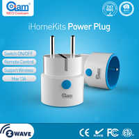 NEO COOLCAM Z-welle Plus MINI Smart Power Stecker Home Automation Zwave Buchse, Z Welle Range Extender Arbeitet mit Wink, Smartthings